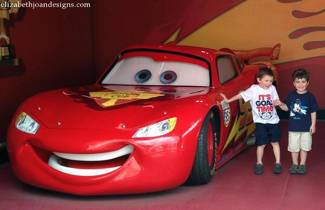 Cars Lightening McQueen