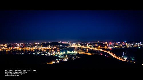 Haicang bridge @ Xiamen, China