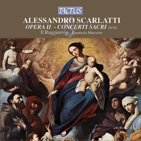 Header of Alessandro Scarlatti
