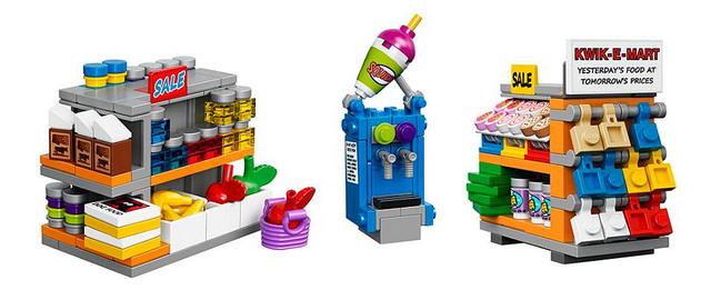 LEGO 樂高辛普森 The Kwik-E-Mart 盒裝收藏!