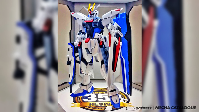 Gunpla Expo Japan Tour 2015 Fukuoka - HGCE Freedom Gundam