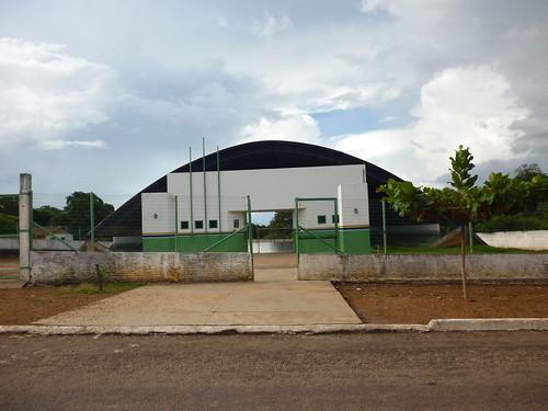 Ginásio em Dueré - Tocantins