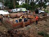 Edmonds School District Vocational Program's students join forces with Rotary Club of Lynnwood building homes. Students in the district have built homes for 39 year taking advantage of funding from the Rotary Club of Lynnwood.