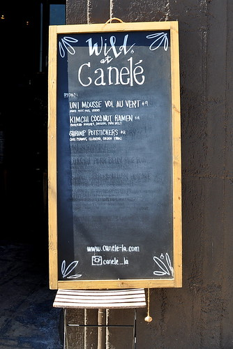 Wild at Canele - Los Angeles (Atwater Village)
