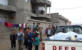 Defend International and Yazidis