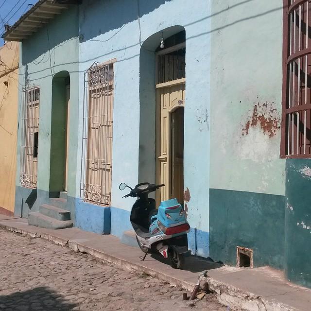 skootteri, Trinidad, Kuuba