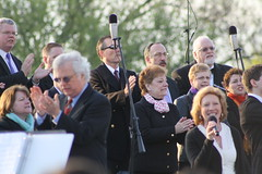 214.EasterSunriseService.LincolnMemorial.WDC.4April2010