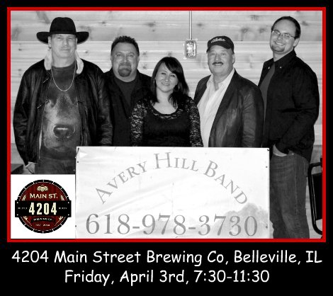 Avery Hill Band 4-3-15