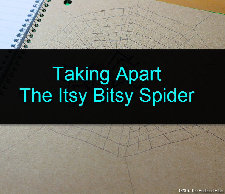Taking Apart The Itsy Bitsy Spider tw
