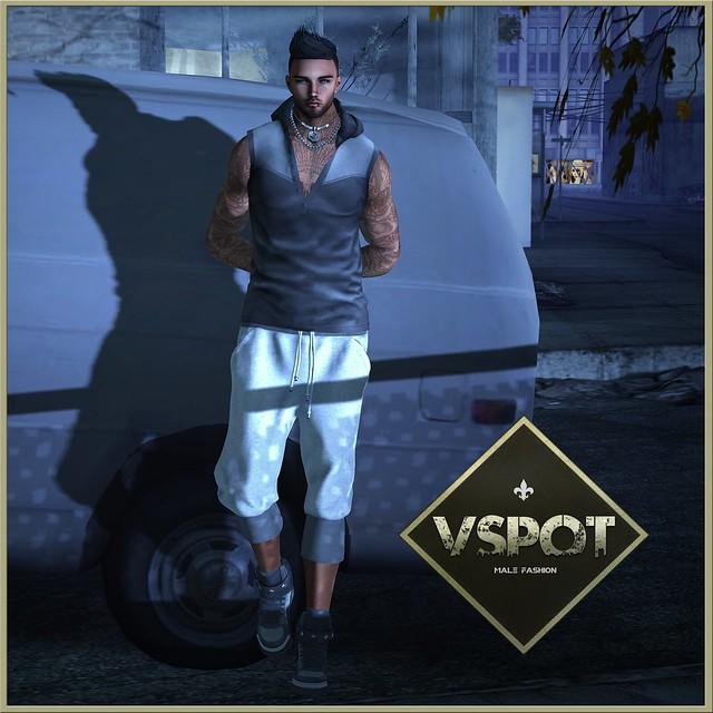 V-Spot's Urbanized Hoodie & Capris