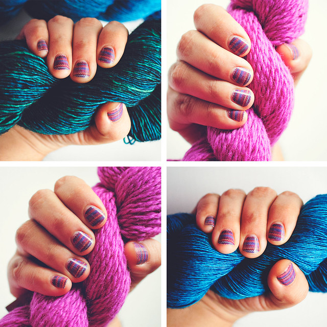 Jamberry: stitched away