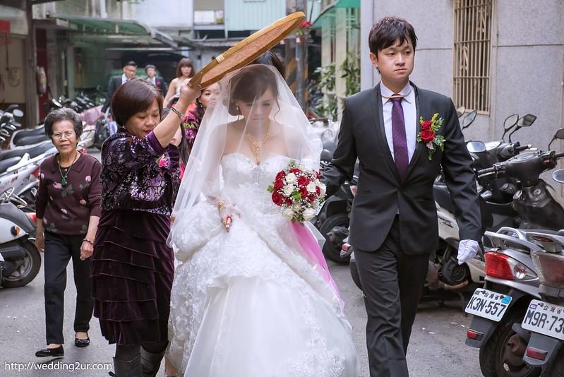 台北婚攝 健誠依婷@新莊終身大事_060