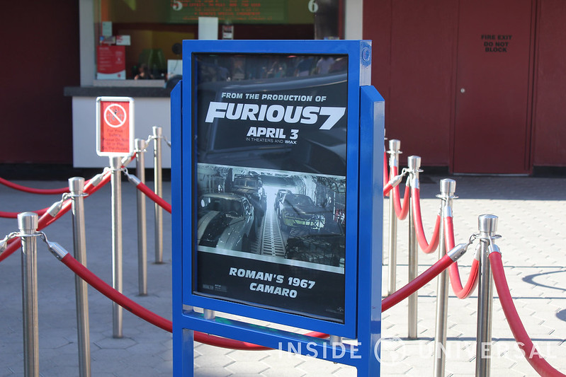 Universal Hosts Screening, Movie-Marathon, Props and Wardrobe To Promote Furious 7