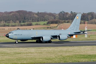 French Air Force C-135FR 472