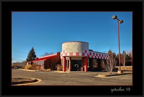 Abandoned Restaurant - Big Boy