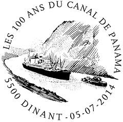 12 Canal de Panama Dinant