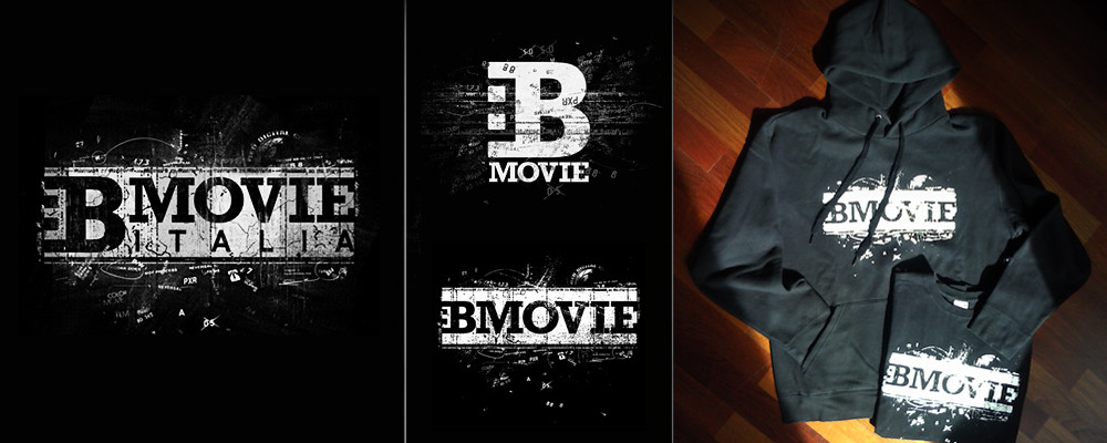 BBmovie Italia logo restyling by nelloforesto