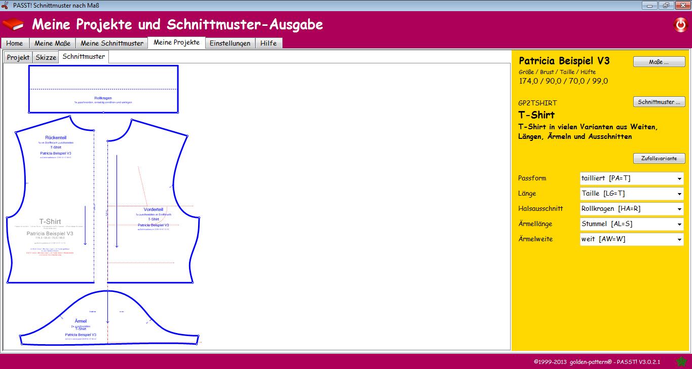 RainbowRiders: Weblog - Schlagwort: Schnittmuster - Animexx.de