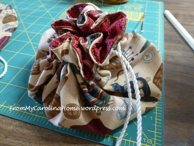 Draw String Pouch - 19