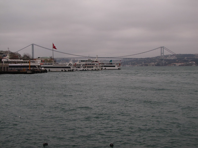 Bridge over the Bosphorus