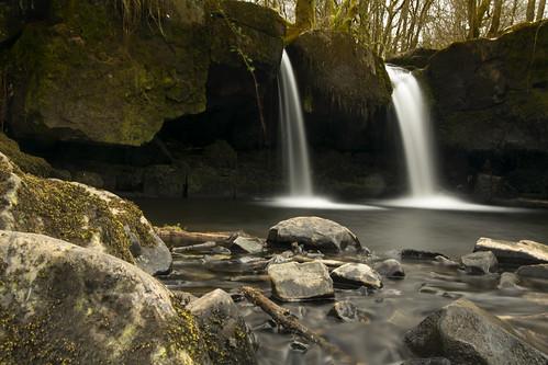 longexposure wales waterfall breconbeaconsnationalpark nikonglass nikond5300
