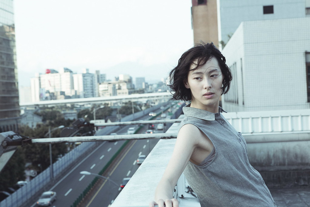 Female lead, Isabella Leong