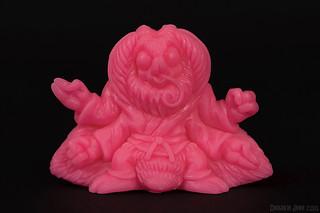 Shotomoth (Cotton Candy Pink GID)