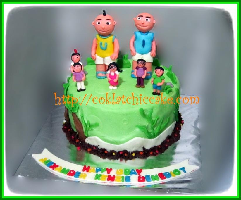 Cake Ipin Upin