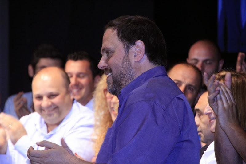 Presentació de la candidatura 2015
