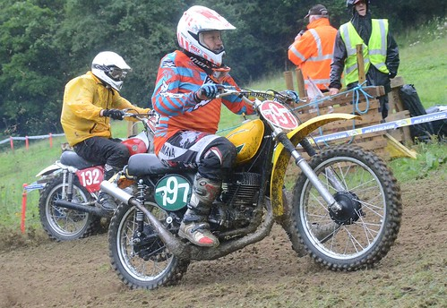 Mid Wales Classic, July 2016 - Pre-74 up to 250cc Class