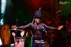 Carlinhos Brown en María Pita. Agosto 2016