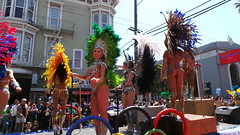 26 Aquarela Brazilian Dance Ensemble & Samba School SF Carnaval Parade 2016 27