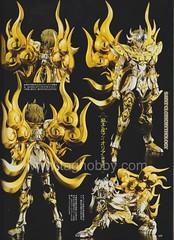 Aiolia - [Imagens] Aiolia de Leão Soul of Gold 16299200004_703e25a21d_m
