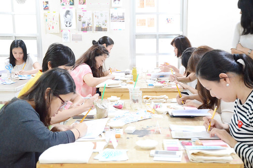 Rubber Stamp Making Workshop