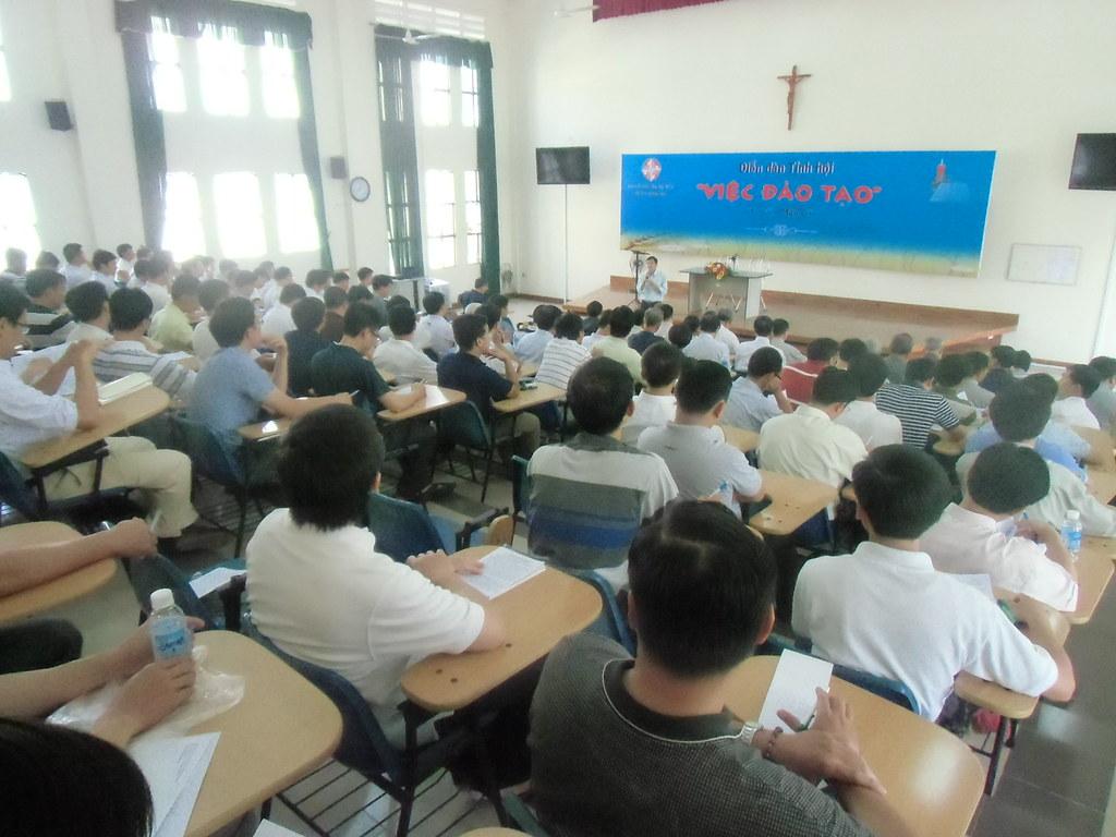 """Diễn Đàn Tỉnh Hội - 2015: Chủ Đề """"Việc Đào Tạo"""""""