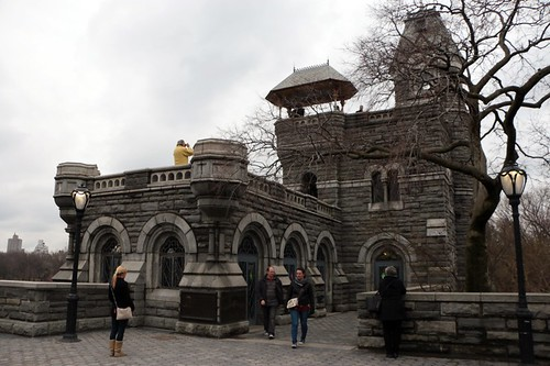 Central Park: Belvedere Castle