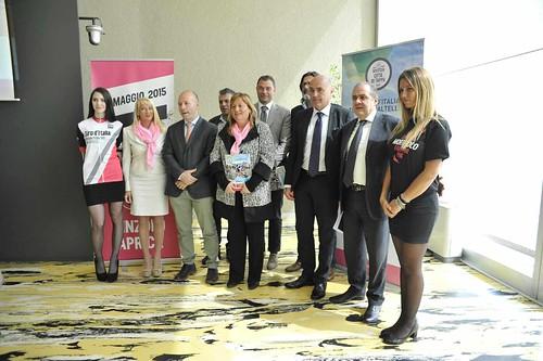 Presentazione Giro d'Italia 2015, Valtellina