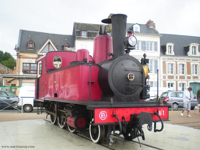 Chemin de fer de la Baie de la Somme.