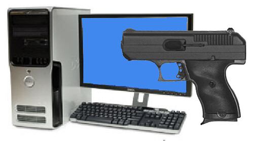 9mm Computer Tech Support