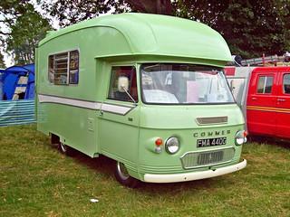 442 Commer PA Caravanette (1968)