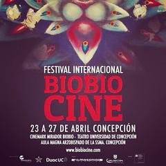 #PICHUCO estará en Competencia Internacional Documental en el Festival BIO BIO CINE de #Concepción #Chile junto a #Icaros de @georgibarreiro !!! #cine #BioBioCine y en Competencia Ficción está #LaSalada de @juanmartinhsu !!! Puente Films copa el festival!