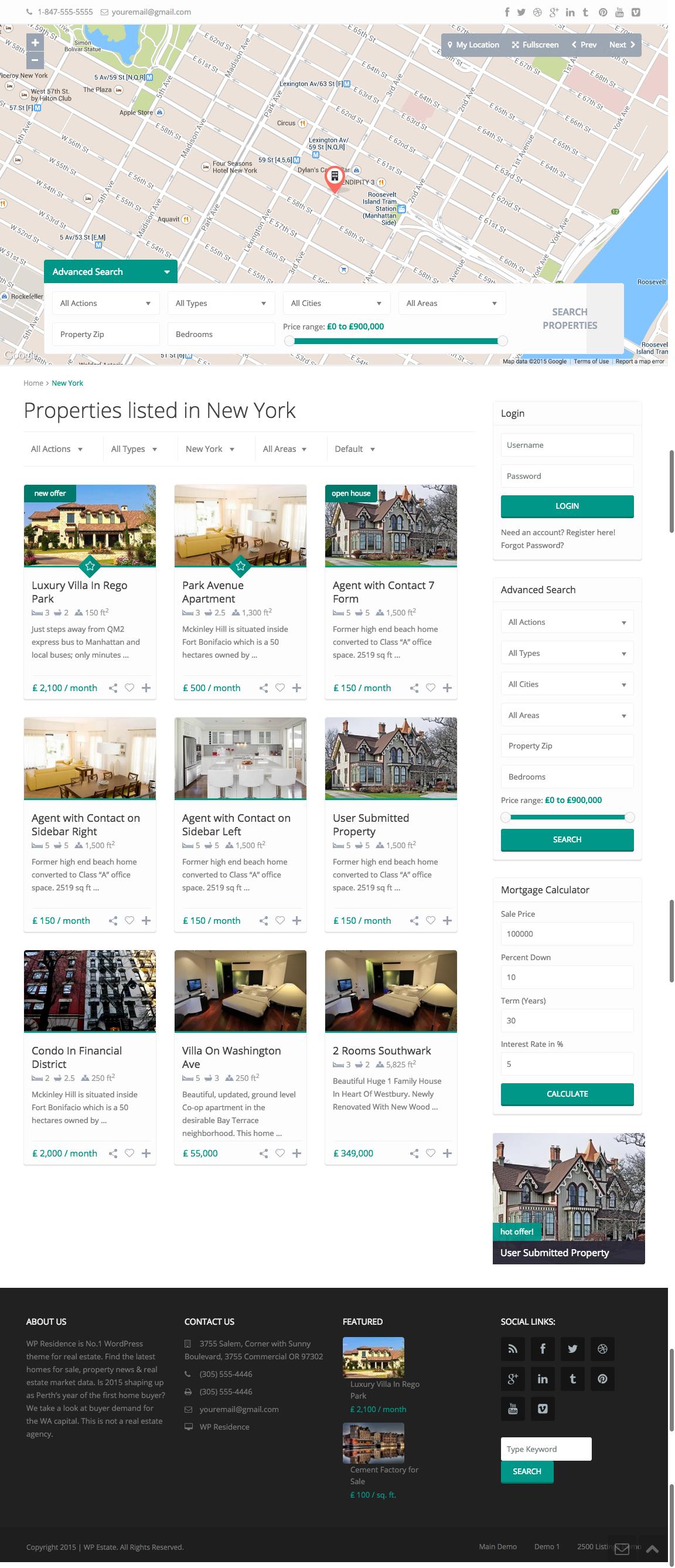 Tutorial Membuat Website Sendiri Gratis Template Iklan Rumah