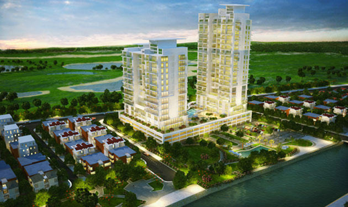 Dự Án Ehome 6 The Golfview