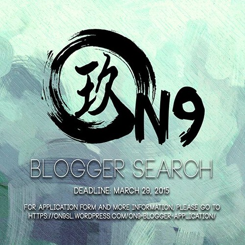 On9 Monthly Event Blogger Search