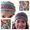 New hat. Tebe Slouch by @woollywormhead in Sirdar Snuggly Stripes DK SH266 A very quick knit.