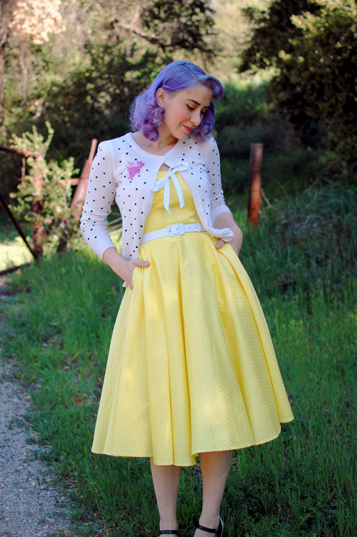 Pinup Girl Clothing Molly dress
