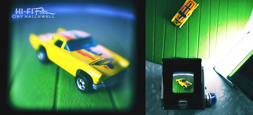 Toy Car TTV