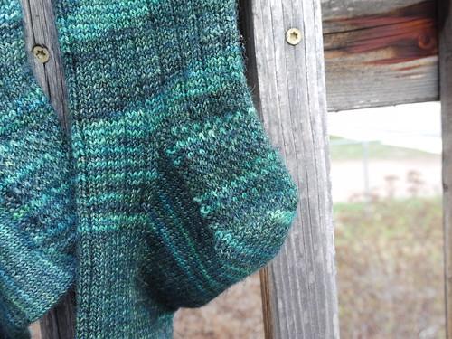 Scott's socks