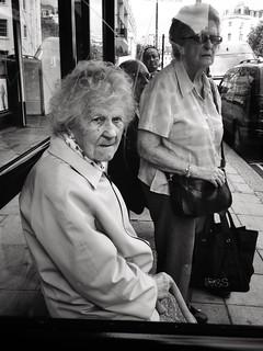 Street Portrait, London