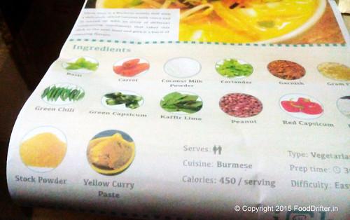 Recipe Booklet